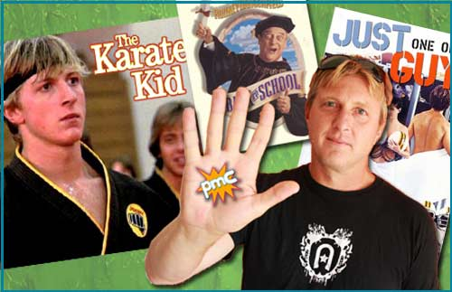 William Zabka guest on Pop My Culture