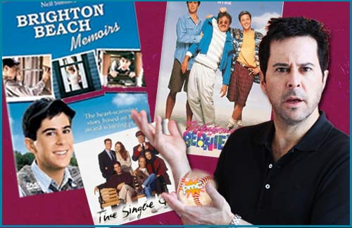 Jonathan Silverman interviewed on Pop My Culture Podcast