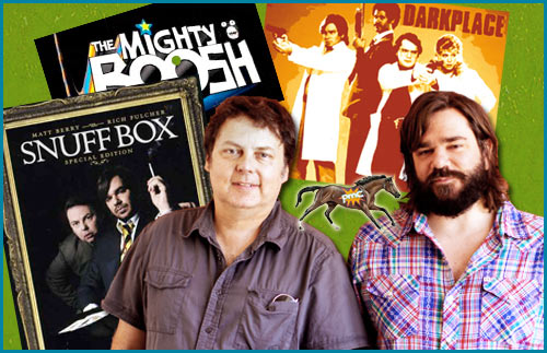 Snuff Box Matt Berry and Rich Fulcher