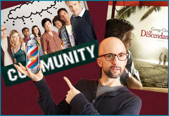 Jim Rash interviewed on Pop My Culture Podcast