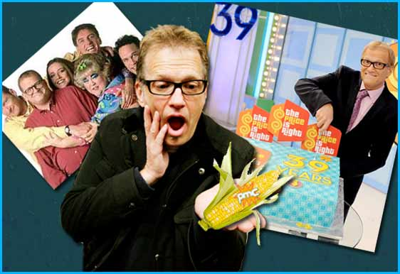 Drew Carey interviewed on Pop My Culture Podcast