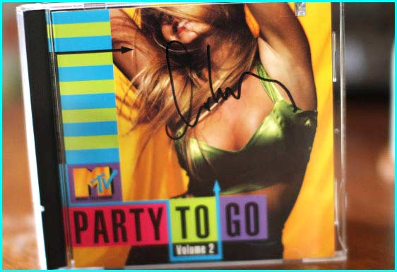 Party to go - listener giveaway
