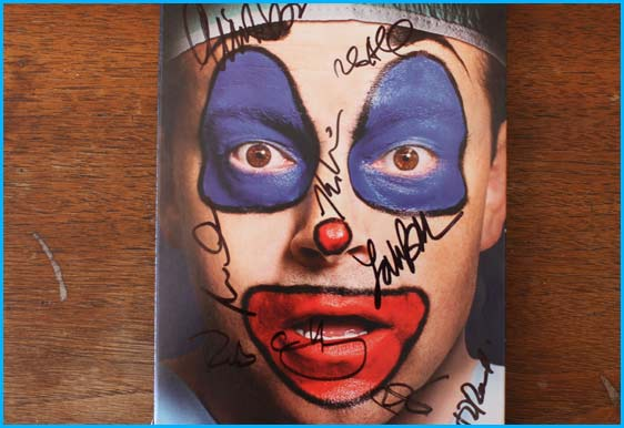 Childrens Hospital signed DVD - Prize