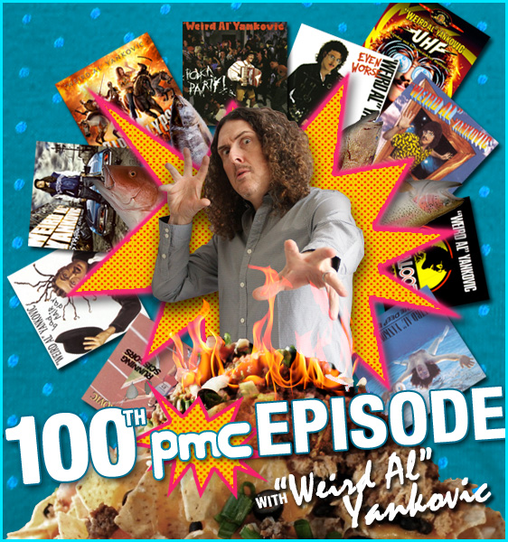 """Weird Al"" Yankovic interviewed on Pop My Culture Podcast (Weird Al Yankovic)"