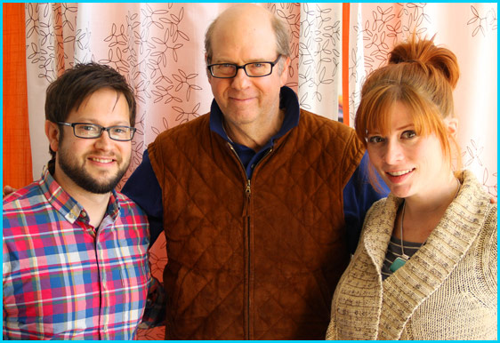 Stephen Tobolowsky interviewed by hosts Cole Stratton and Vanessa Ragland