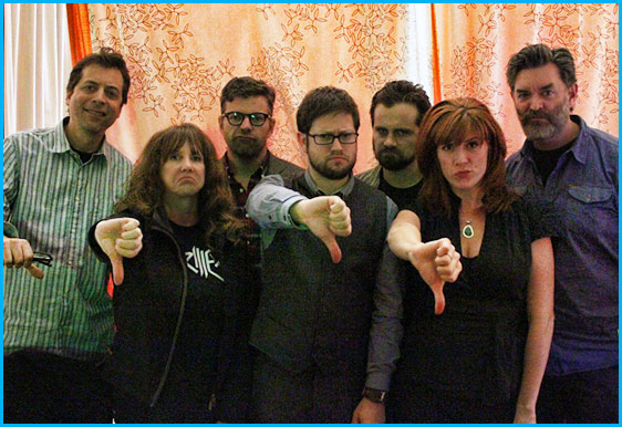 Worst of 2012 with guests Dave Holmes, Laraine Newman, Timothy Omundson, Fred Stoller and Rider Strong with hosts Cole Stratton and Vanessa Ragland