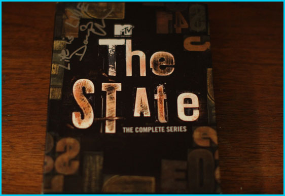 The State DVD signed by David Wain