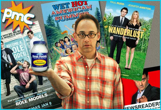David Wain interview on Pop My Culture Podcast