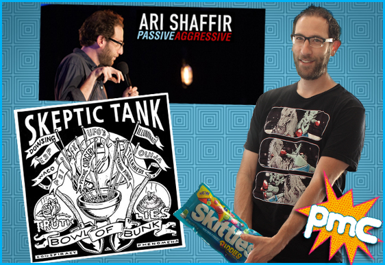 Ari Shaffir interview on Pop My Culture podcast