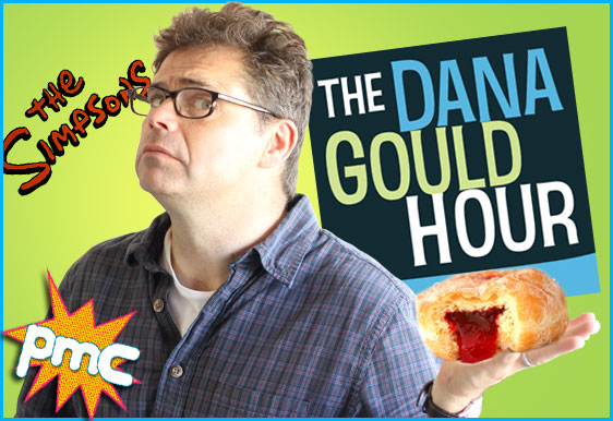 Dana Gould interview on pop my culture podcast