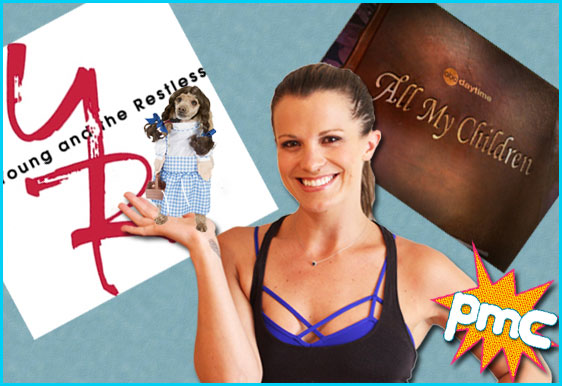 Melissa Claire Egan interview on Pop My Culture podcast