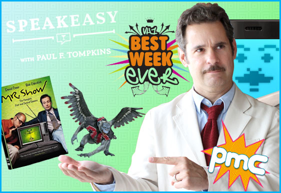 Paul F. Tompkins interview on Pop My Culture Podcast 2013