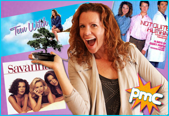 Robyn Lively interview on Pop My Culture podcast