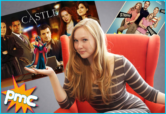 Molly Quinn interview on Pop My Culture