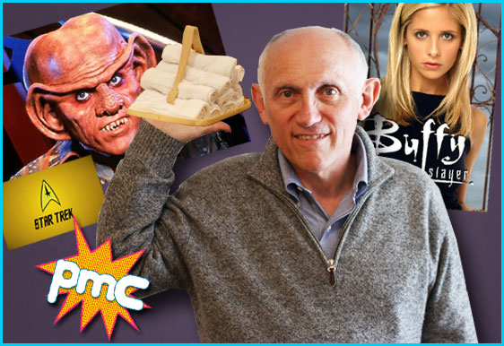 Armin Shimerman interview on Pop My Culture podcast