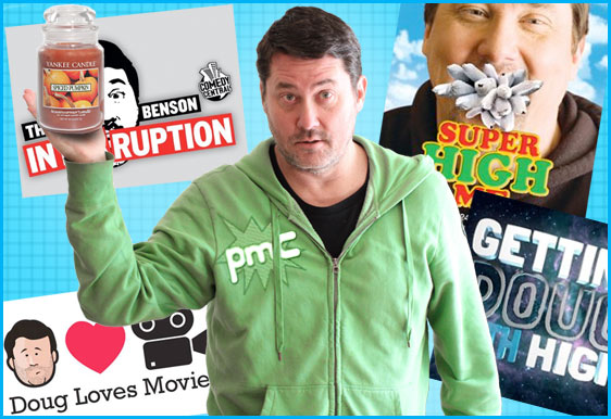 Doug Benson interview on Pop My Culture Podcast