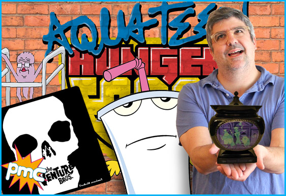 Dana Snyder interview on pop my culture podcast