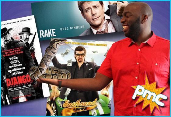 Omar Dorsey interview on Pop My Culture podcast
