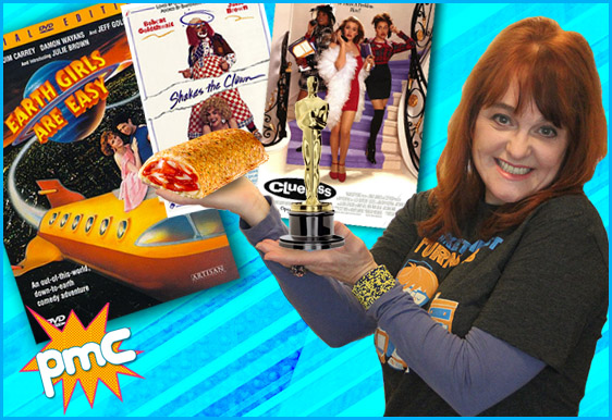 Julie Brown interview on Pop My Culture podcast