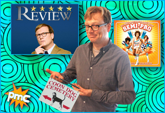 Andy Daly interview on pop my culture podcast