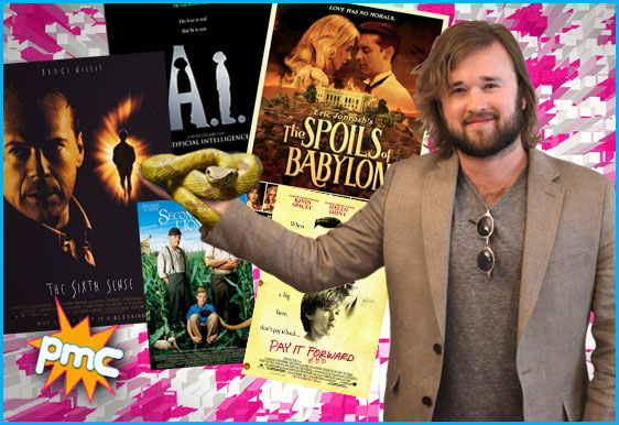 Haley Joel Osment interview on Pop My Culture Podcast