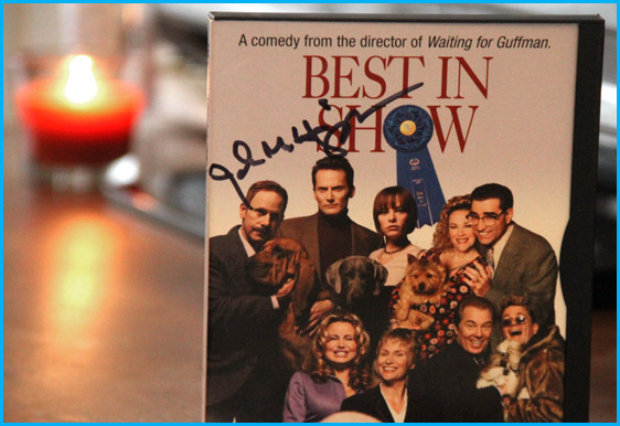 signed best in show dvd