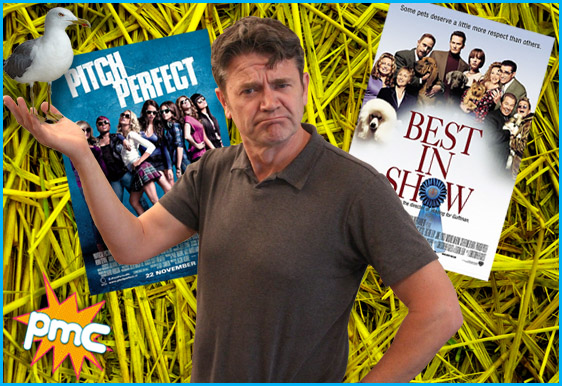 John Michael Higgins interview on Pop My Culture Podcast