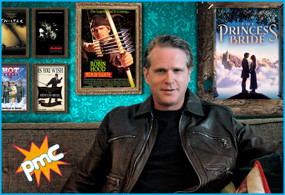 Cary Elwes interview on Pop My Culture podcast