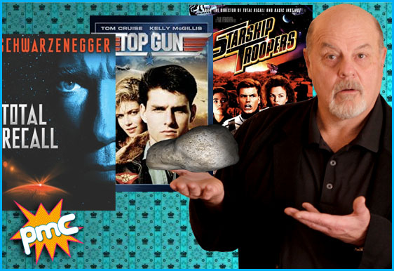 Michael Ironside interview on Pop My Culture podcast