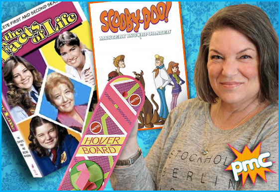 Mindy Cohn interview on Pop My Culture podcast