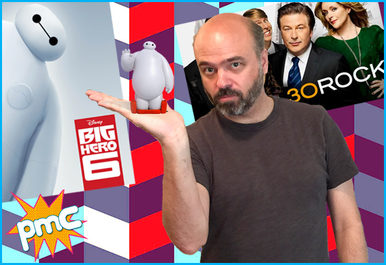 Scott Adsit interview on pop my culture podcast