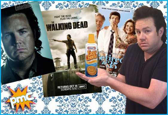 Josh McDermitt interview on Pop My Culture podcast