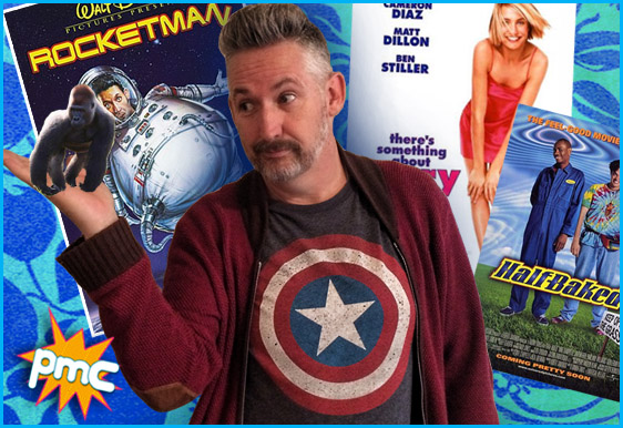 Harland Williams interview on Pop My Culture podcast