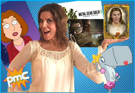 Lori Alan interview on Pop My Culture podcast