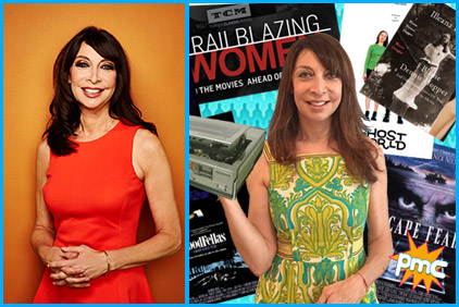 Illeana Douglas interviewed on Pop my culture podcast