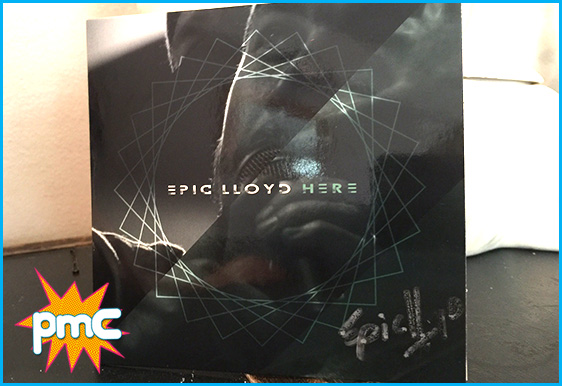 Epic Lloyd signed copy