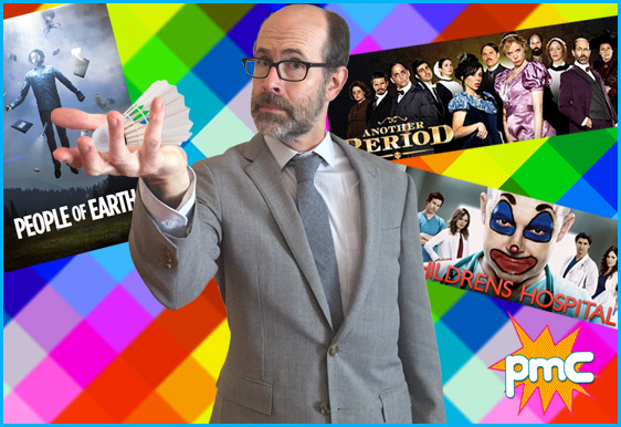 Brian Huskey interview on pop my culture podcast